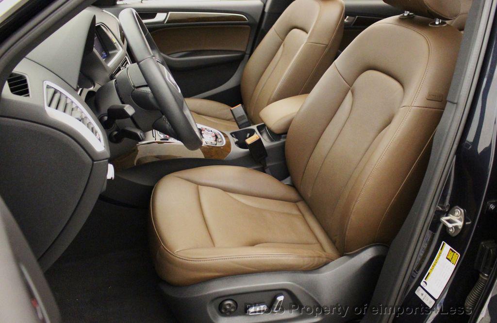 2015 Audi Q5 CERTIFIED Q5 2.0t Quattro Premium Plus AWD CAMERA BLIS NAVI - 18196762 - 39