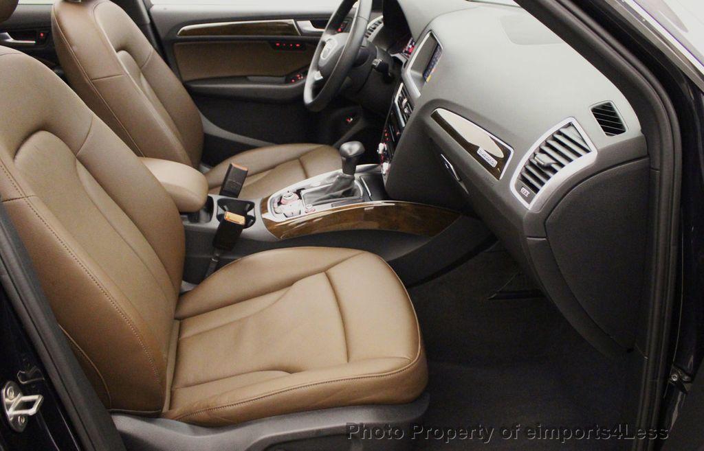 2015 Audi Q5 CERTIFIED Q5 2.0t Quattro Premium Plus AWD CAMERA BLIS NAVI - 18196762 - 40