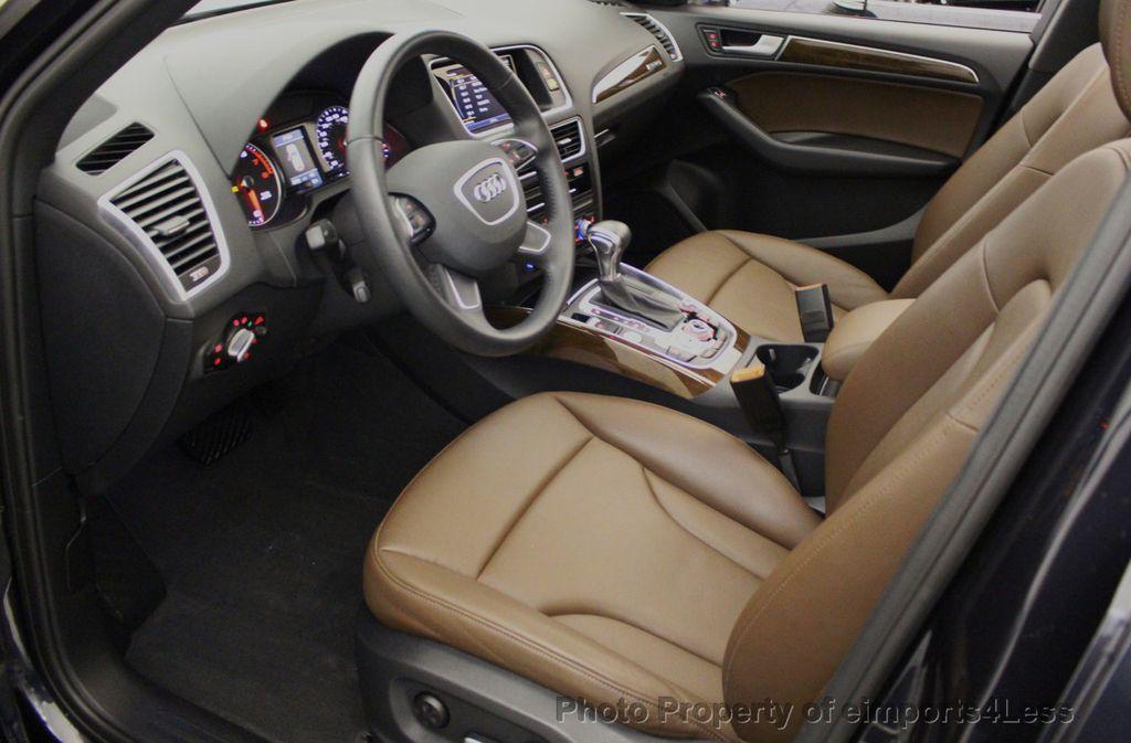 2015 Audi Q5 CERTIFIED Q5 2.0t Quattro Premium Plus AWD CAMERA BLIS NAVI - 18196762 - 49
