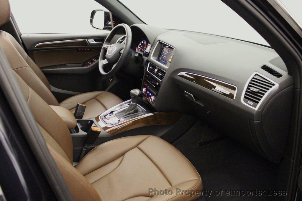 2015 Audi Q5 CERTIFIED Q5 2.0t Quattro Premium Plus AWD CAMERA BLIS NAVI - 18196762 - 50