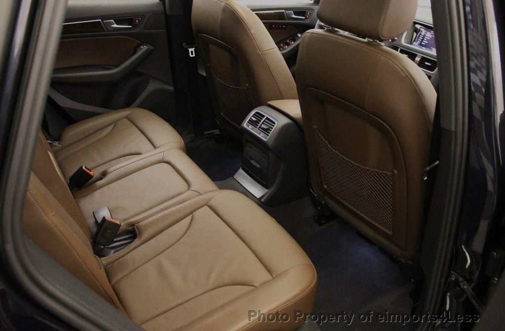 2015 Audi Q5 CERTIFIED Q5 2.0t Quattro Premium Plus AWD CAMERA BLIS NAVI - 18196762 - 52