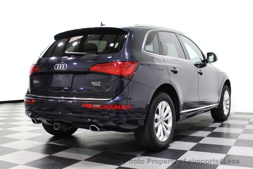 2015 Audi Q5 CERTIFIED Q5 2.0t Quattro Premium Plus AWD CAMERA BLIS NAVI - 18196762 - 56