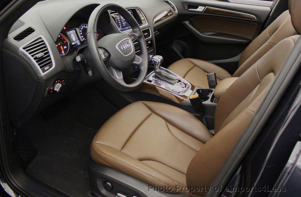 2015 Audi Q5 CERTIFIED Q5 2.0t Quattro Premium Plus AWD CAMERA BLIS NAVI - 18196762 - 5