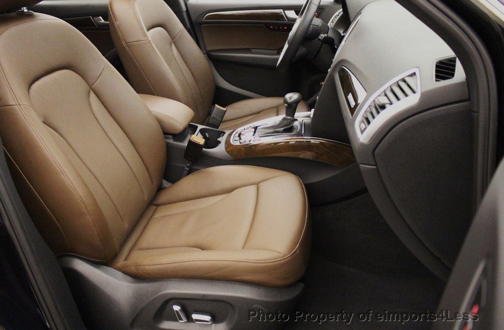 2015 Audi Q5 CERTIFIED Q5 2.0t Quattro Premium Plus AWD CAMERA BLIS NAVI - 18196762 - 6