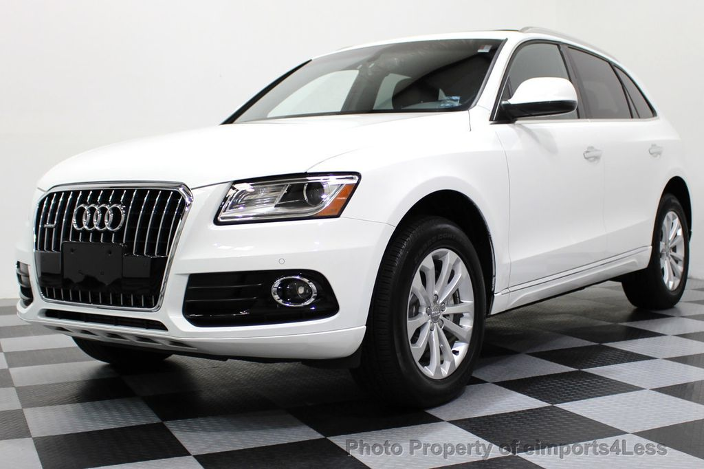 Audi Used For Sale >> 2015 Used Audi Q5 CERTIFIED Q5 2.0t Quattro Premium Plus AWD CAMERA NAV at eimports4Less Serving ...