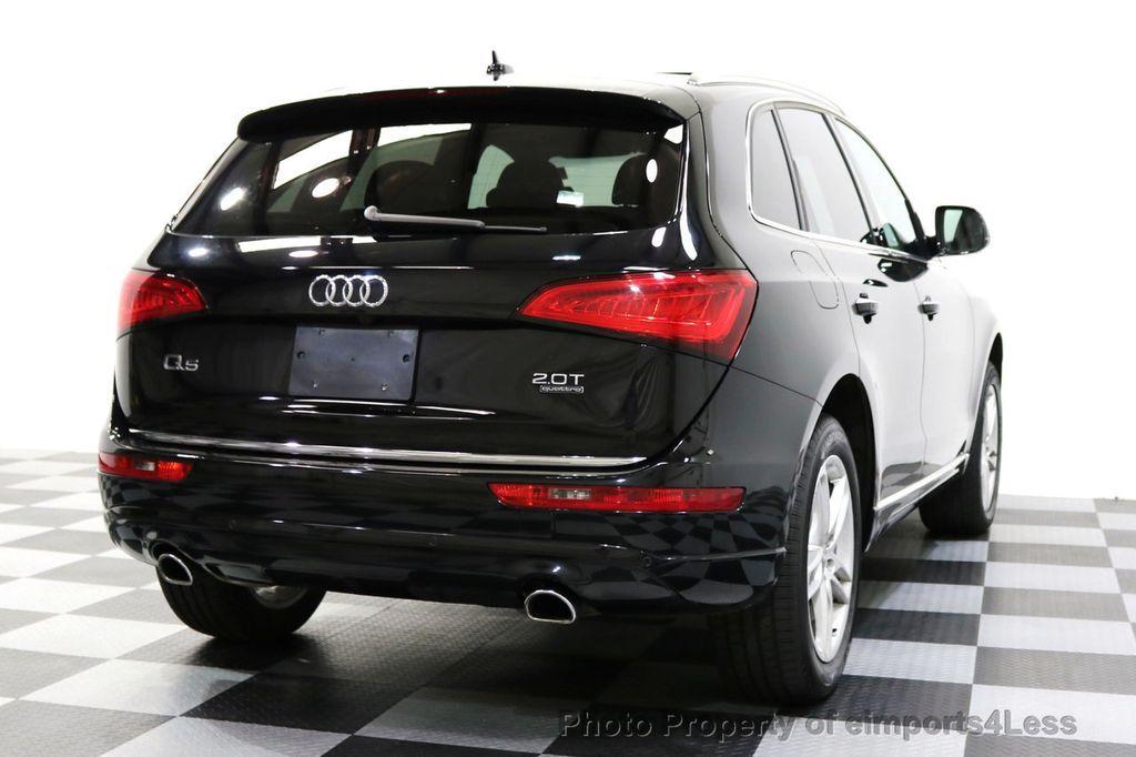 2015 Audi Q5 CERTIFIED Q5 2.0t Quattro Premium Plus AWD CAMERA NAVI - 17759842 - 18