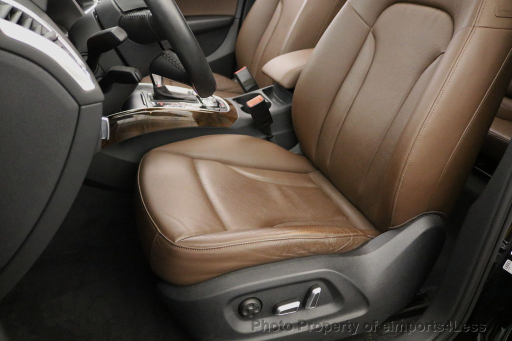 2015 Audi Q5 CERTIFIED Q5 2.0t Quattro Premium Plus AWD CAMERA NAVI - 17759842 - 23