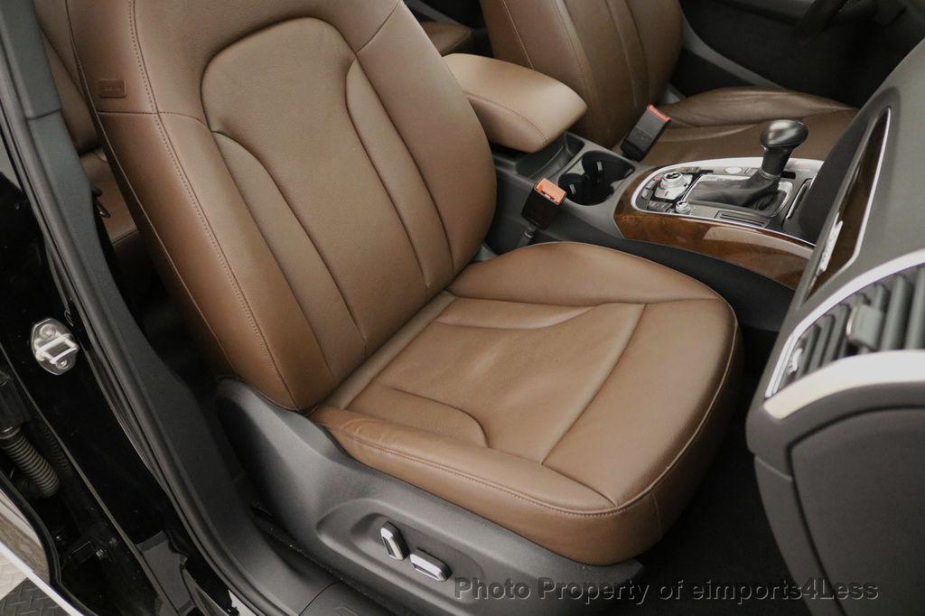 2015 Audi Q5 CERTIFIED Q5 2.0t Quattro Premium Plus AWD CAMERA NAVI - 17759842 - 24