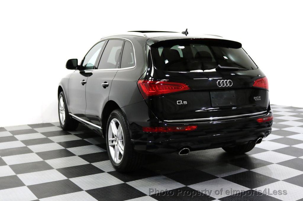 2015 Audi Q5 CERTIFIED Q5 2.0t Quattro Premium Plus AWD CAMERA NAVI - 17759842 - 30