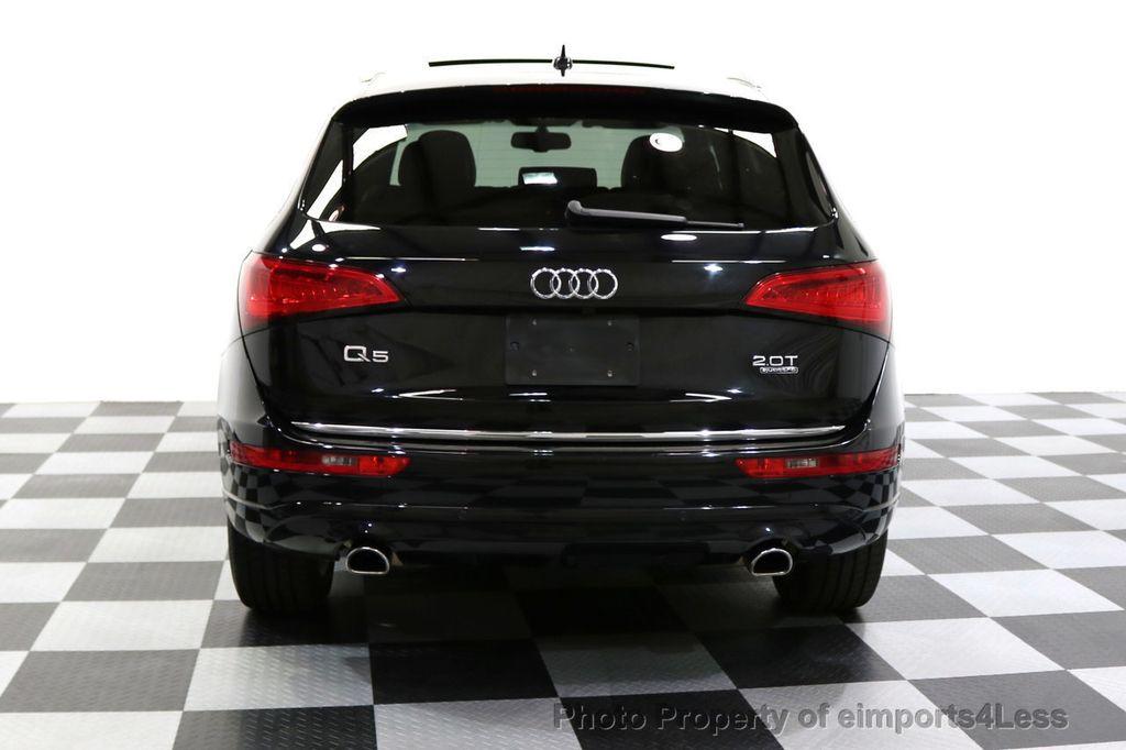2015 Audi Q5 CERTIFIED Q5 2.0t Quattro Premium Plus AWD CAMERA NAVI - 17759842 - 31