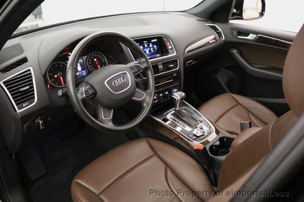 2015 Audi Q5 CERTIFIED Q5 2.0t Quattro Premium Plus AWD CAMERA NAVI - 17759842 - 33