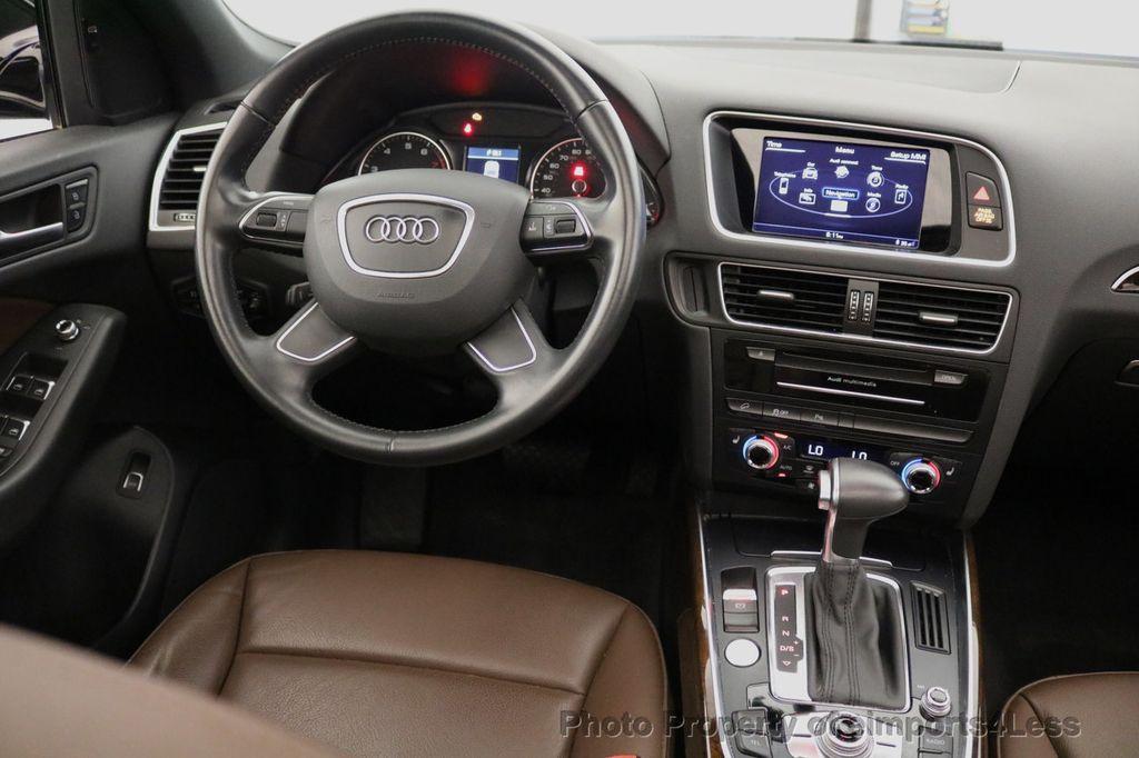 2015 Audi Q5 CERTIFIED Q5 2.0t Quattro Premium Plus AWD CAMERA NAVI - 17759842 - 34