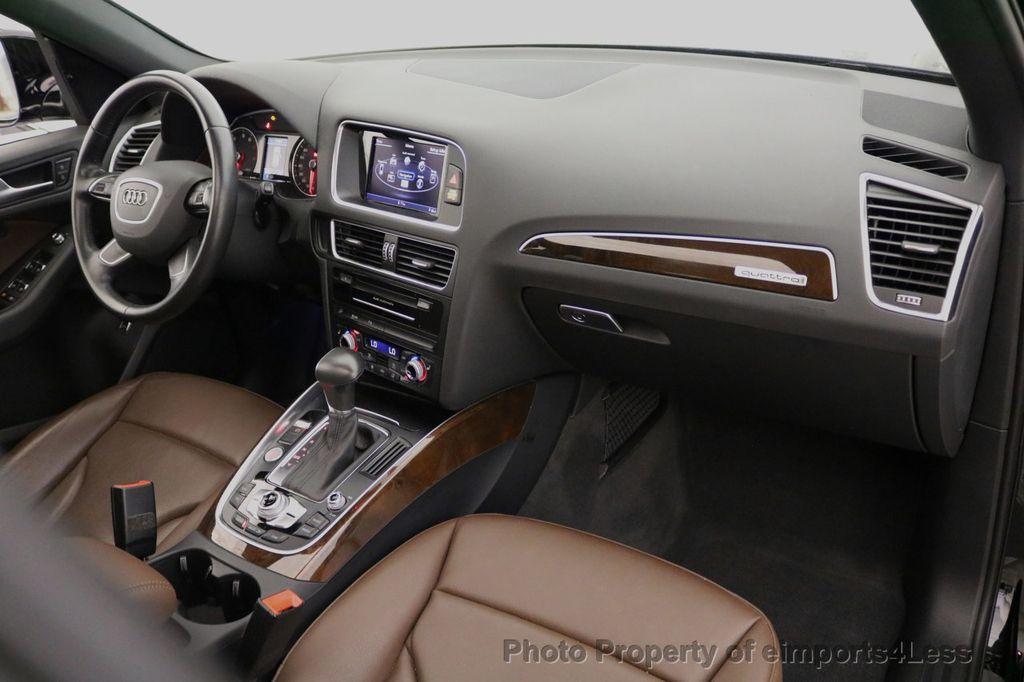 2015 Audi Q5 CERTIFIED Q5 2.0t Quattro Premium Plus AWD CAMERA NAVI - 17759842 - 35