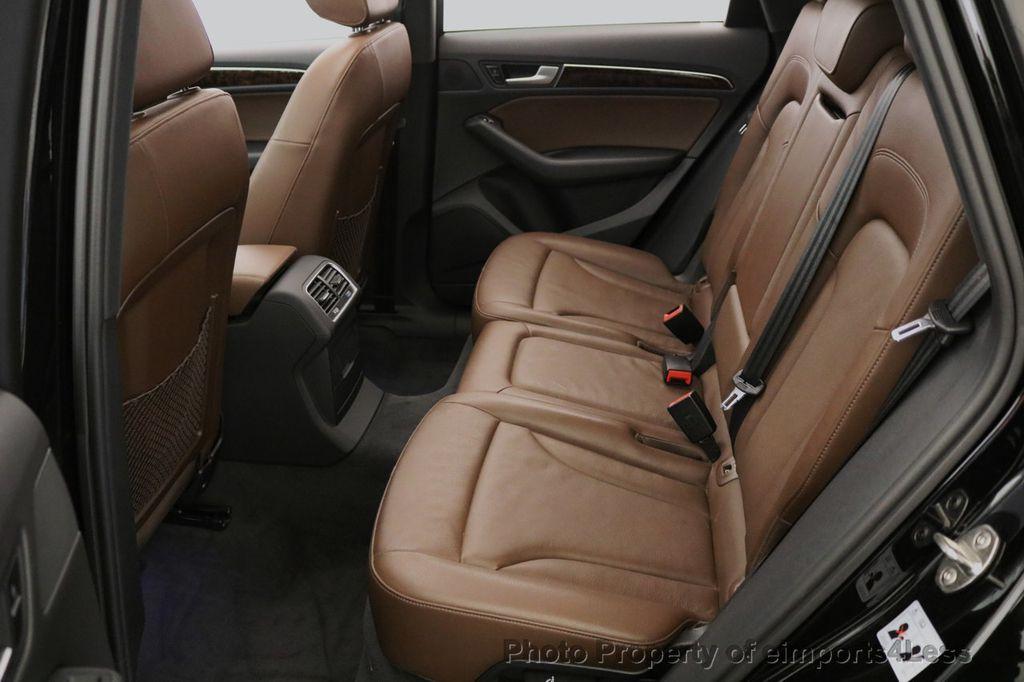 2015 Audi Q5 CERTIFIED Q5 2.0t Quattro Premium Plus AWD CAMERA NAVI - 17759842 - 36