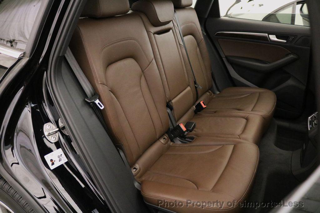 2015 Audi Q5 CERTIFIED Q5 2.0t Quattro Premium Plus AWD CAMERA NAVI - 17759842 - 37