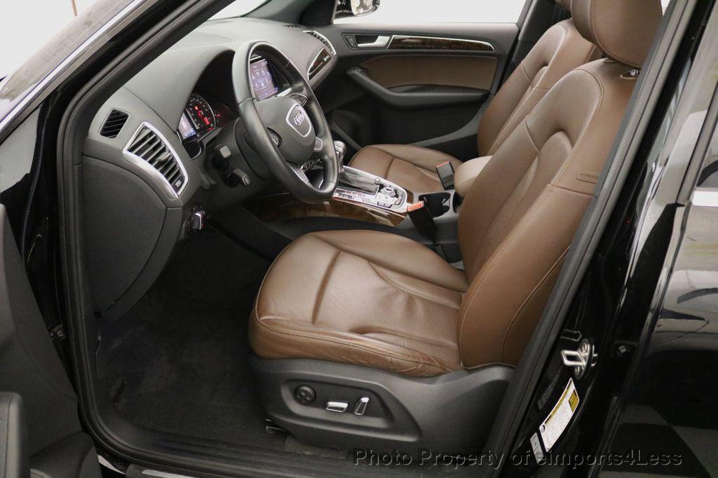 2015 Audi Q5 CERTIFIED Q5 2.0t Quattro Premium Plus AWD CAMERA NAVI - 17759842 - 38