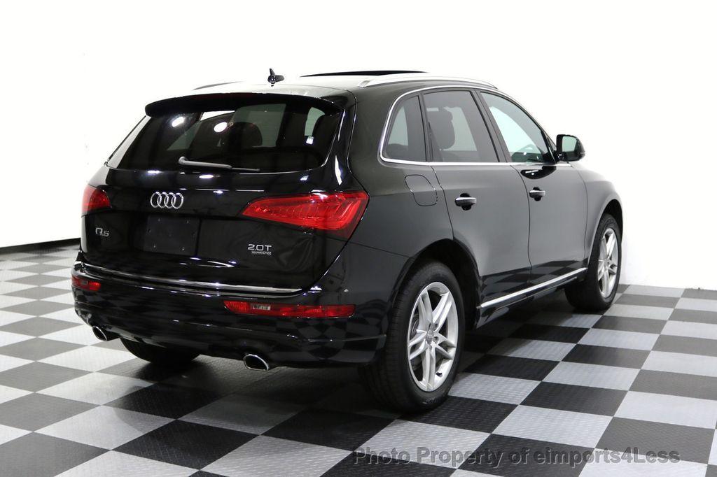 2015 Audi Q5 CERTIFIED Q5 2.0t Quattro Premium Plus AWD CAMERA NAVI - 17759842 - 3