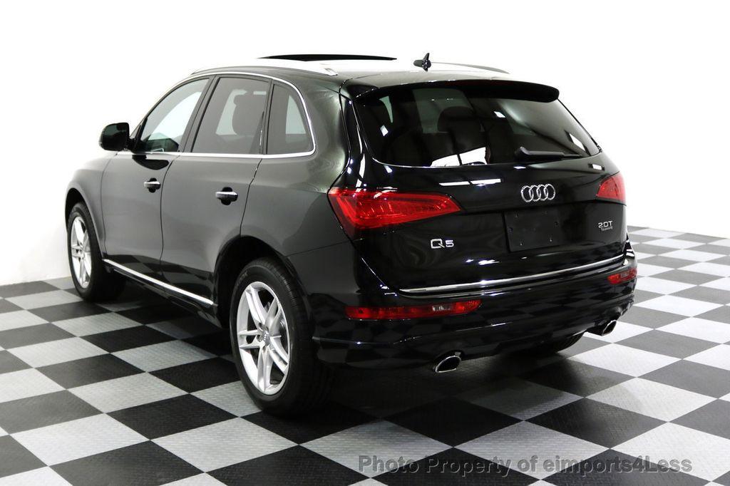 2015 Audi Q5 CERTIFIED Q5 2.0t Quattro Premium Plus AWD CAMERA NAVI - 17759842 - 46
