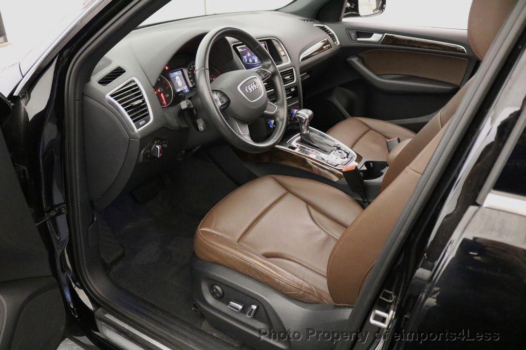 2015 Audi Q5 CERTIFIED Q5 2.0t Quattro Premium Plus AWD CAMERA NAVI - 17759842 - 48