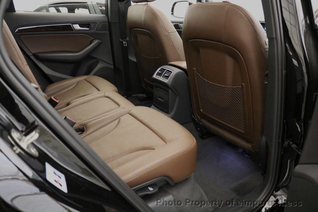 2015 Audi Q5 CERTIFIED Q5 2.0t Quattro Premium Plus AWD CAMERA NAVI - 17759842 - 51