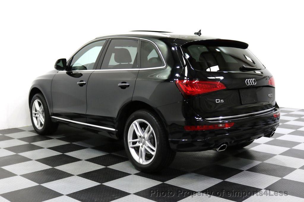 2015 Audi Q5 CERTIFIED Q5 2.0t Quattro Premium Plus AWD CAMERA NAVI - 17759842 - 55