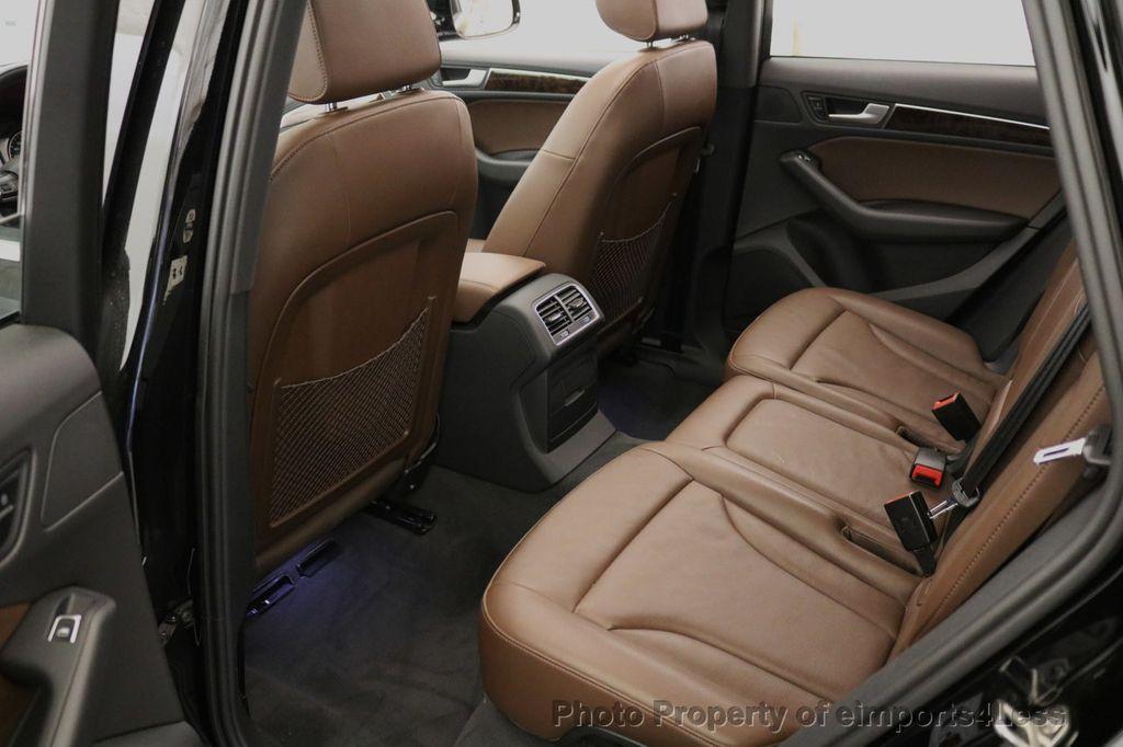 2015 Audi Q5 CERTIFIED Q5 2.0t Quattro Premium Plus AWD CAMERA NAVI - 17759842 - 7