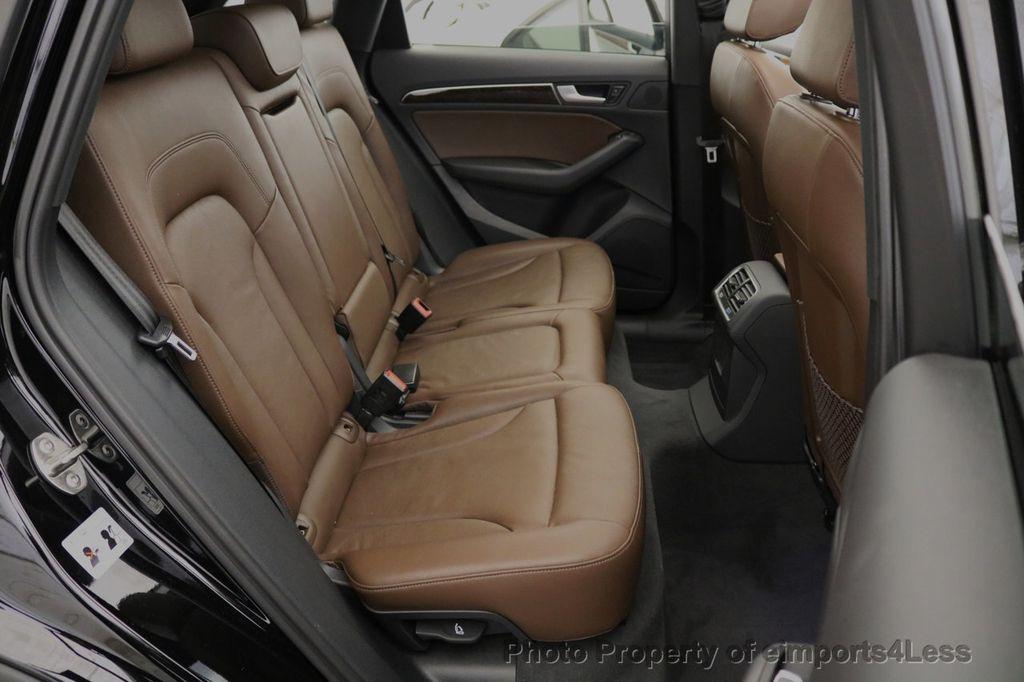 2015 Audi Q5 CERTIFIED Q5 2.0t Quattro Premium Plus AWD CAMERA NAVI - 17759842 - 8