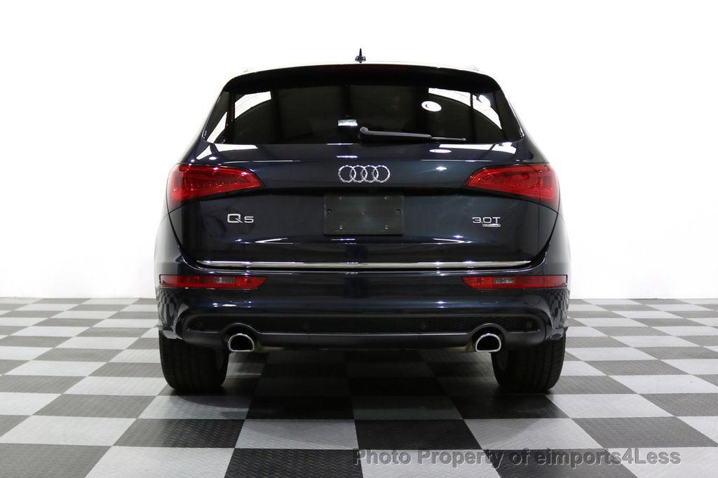 2015 Audi Q5 CERTIFIED Q5 3.0T Quattro Premium Plus AWD S-LINE CAMERA NAVI - 17679321 - 17