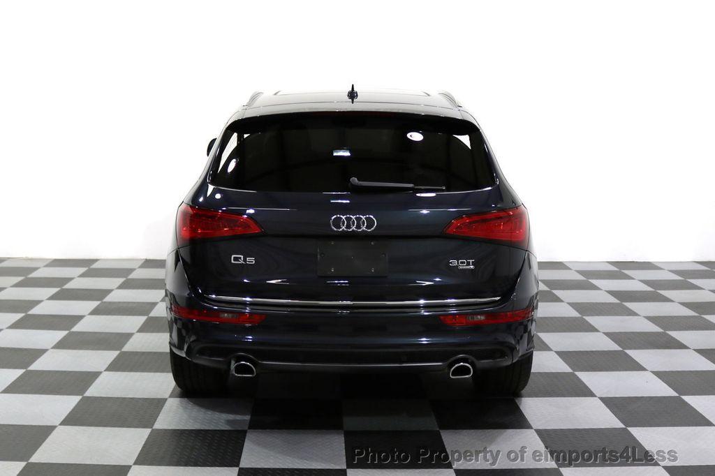 2015 Audi Q5 CERTIFIED Q5 3.0T Quattro Premium Plus AWD S-LINE CAMERA NAVI - 17679321 - 31