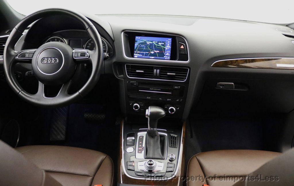 2015 Audi Q5 CERTIFIED Q5 3.0T Quattro Premium Plus AWD S-LINE CAMERA NAVI - 17679321 - 34