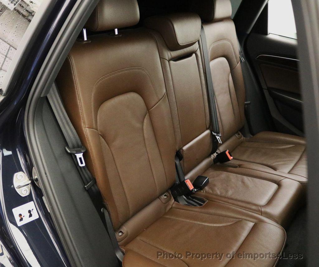 2015 Audi Q5 CERTIFIED Q5 3.0T Quattro Premium Plus AWD S-LINE CAMERA NAVI - 17679321 - 37