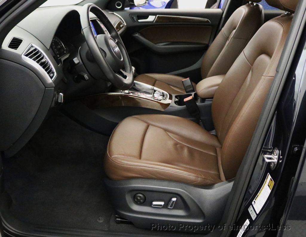 2015 Audi Q5 CERTIFIED Q5 3.0T Quattro Premium Plus AWD S-LINE CAMERA NAVI - 17679321 - 38
