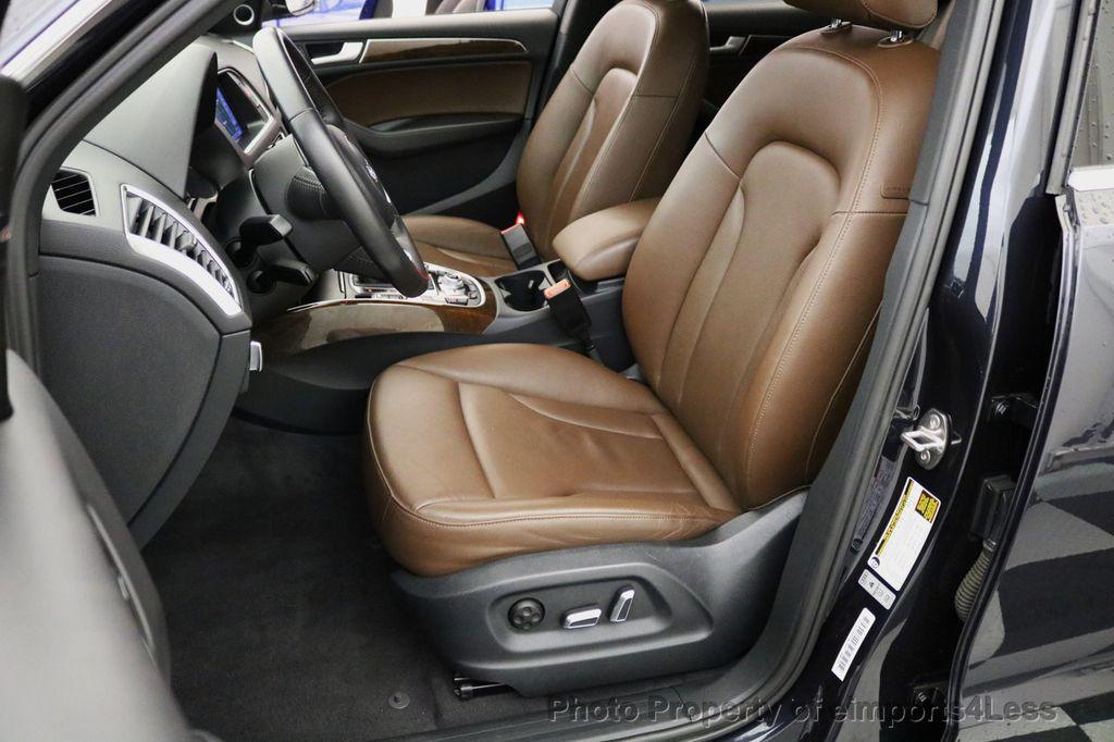 2015 Audi Q5 CERTIFIED Q5 3.0T Quattro Premium Plus AWD S-LINE CAMERA NAVI - 17679321 - 49
