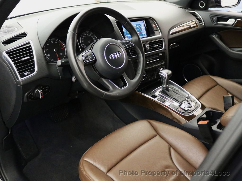 2015 Audi Q5 CERTIFIED Q5 3.0T Quattro Premium Plus AWD S-LINE CAMERA NAVI - 17679321 - 5