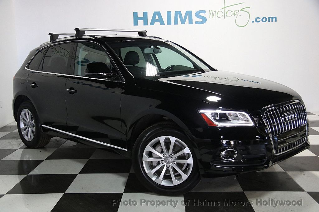 2015 used audi q5 quattro 4dr 2 0t premium at haims motors hollywood serving fort lauderdale. Black Bedroom Furniture Sets. Home Design Ideas