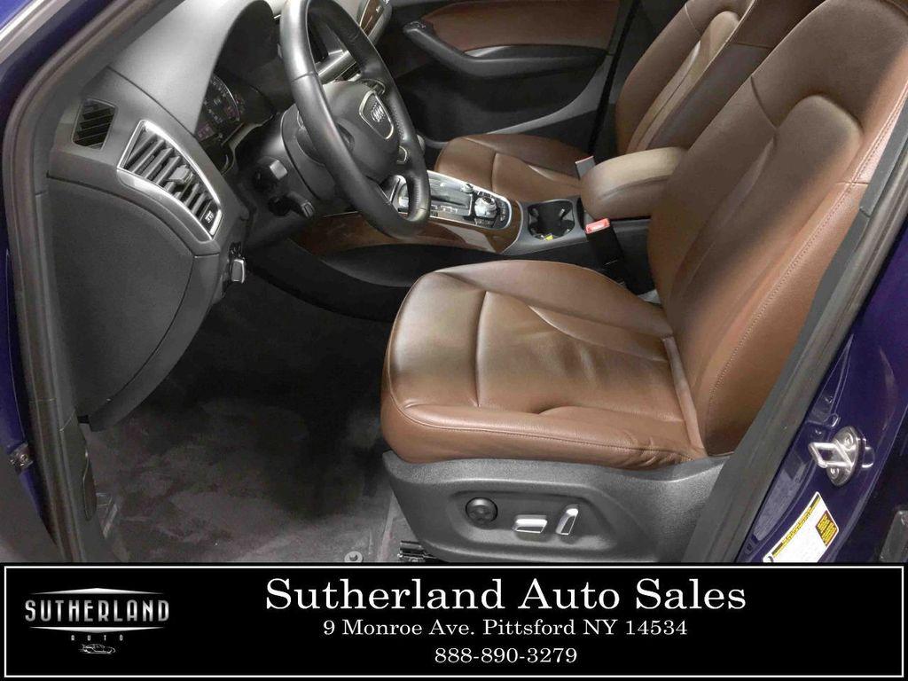 2015 Audi Q5 quattro 4dr 2.0T Premium - 18415446 - 17