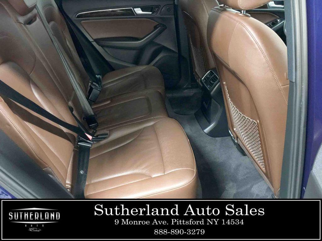 2015 Audi Q5 quattro 4dr 2.0T Premium - 18415446 - 23