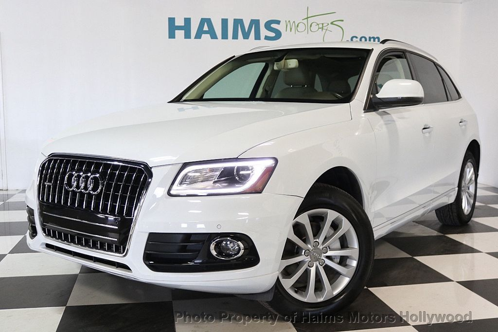 2015 used audi q5 quattro 4dr 2 0t premium plus at haims motors ft lauderdale serving lauderdale. Black Bedroom Furniture Sets. Home Design Ideas