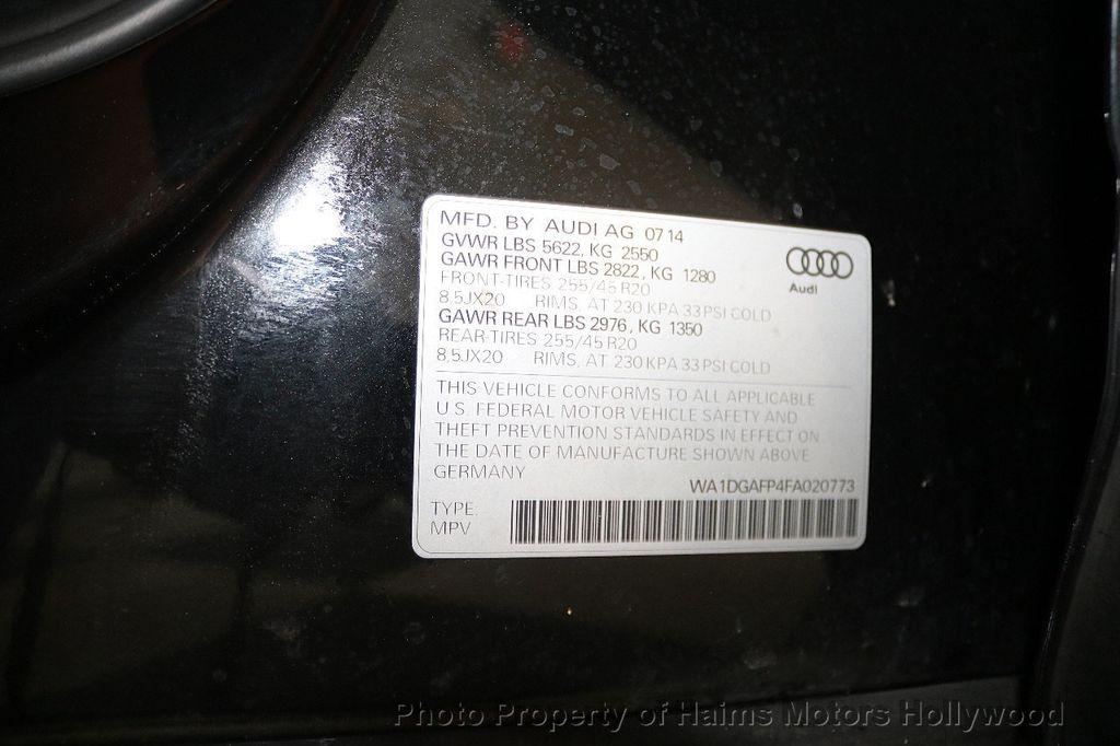 2015 Audi Q5 quattro 4dr 3.0T Premium Plus - 17907483 - 36