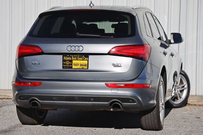 2015 Audi Q5 quattro 4dr 3.0T Premium Plus with Technology Package - 18545998 - 2