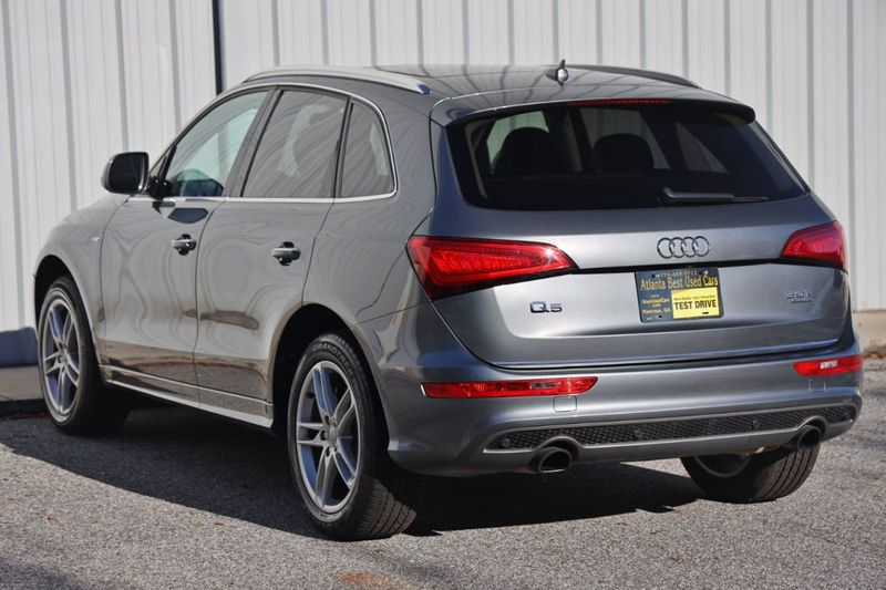 2015 Audi Q5 quattro 4dr 3.0T Premium Plus with Technology Package - 18545998 - 46