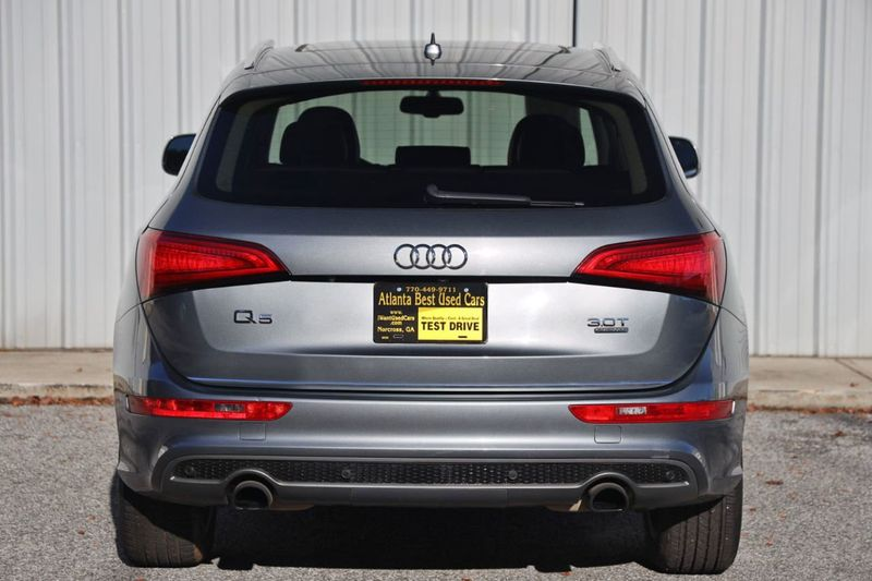 2015 Audi Q5 quattro 4dr 3.0T Premium Plus with Technology Package - 18545998 - 47