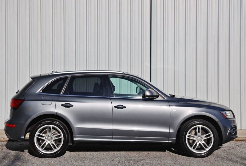 2015 Audi Q5 quattro 4dr 3.0T Premium Plus with Technology Package - 18545998 - 49