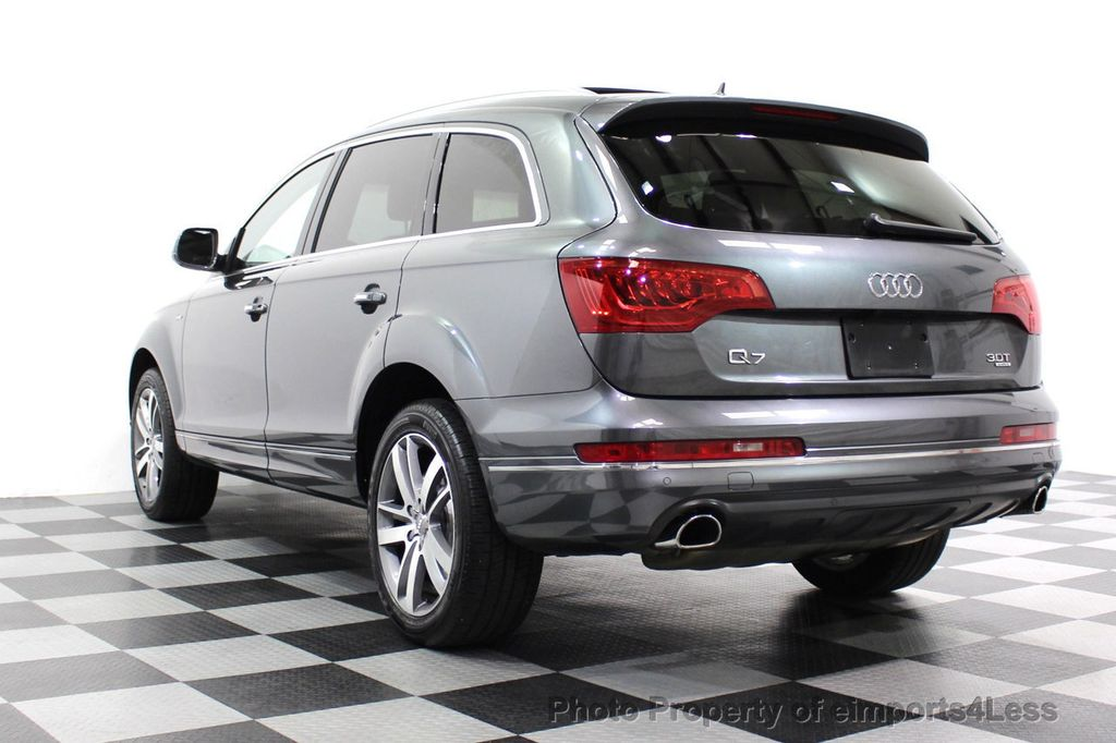 2015 Audi Q7 CERTIFIED Audi Q7 3.0T Quattro Premium Plus AWD 7-PASSENGER - 18257409 - 2