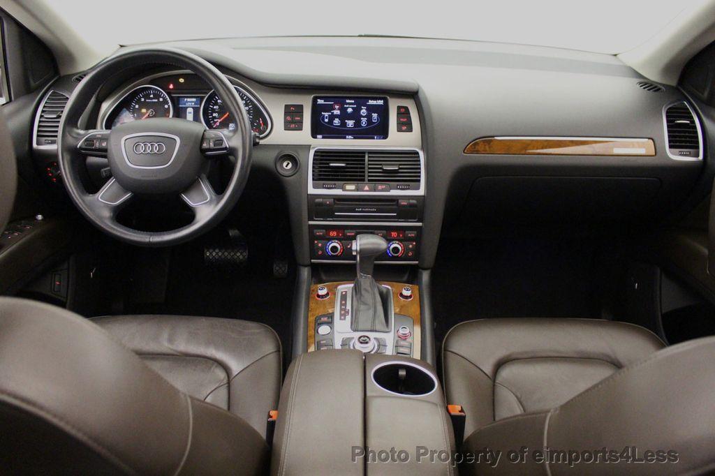 2015 Audi Q7 CERTIFIED Audi Q7 3.0T Quattro Premium Plus AWD 7-PASSENGER - 18257409 - 36
