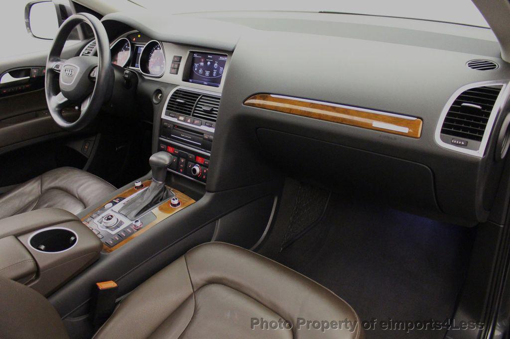 2015 Audi Q7 CERTIFIED Audi Q7 3.0T Quattro Premium Plus AWD 7-PASSENGER - 18257409 - 37