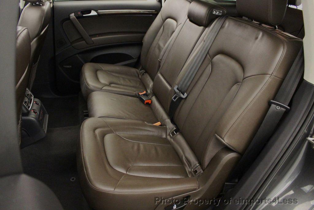 2015 Audi Q7 CERTIFIED Audi Q7 3.0T Quattro Premium Plus AWD 7-PASSENGER - 18257409 - 38