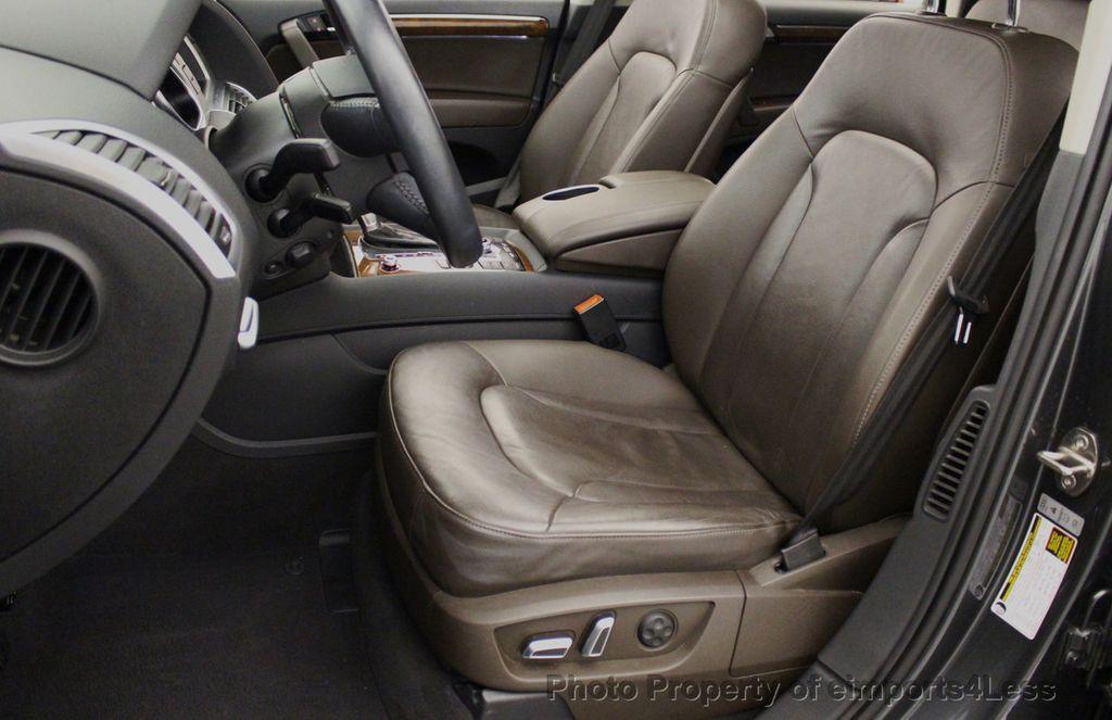 2015 Audi Q7 CERTIFIED Audi Q7 3.0T Quattro Premium Plus AWD 7-PASSENGER - 18257409 - 42