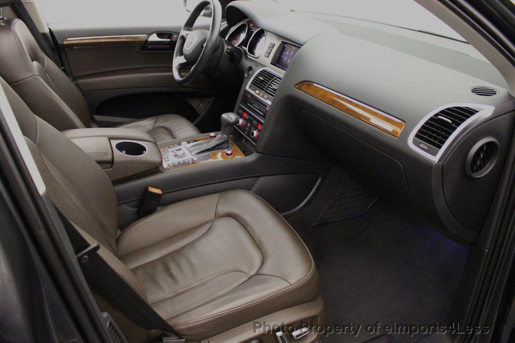 2015 Audi Q7 CERTIFIED Audi Q7 3.0T Quattro Premium Plus AWD 7-PASSENGER - 18257409 - 43