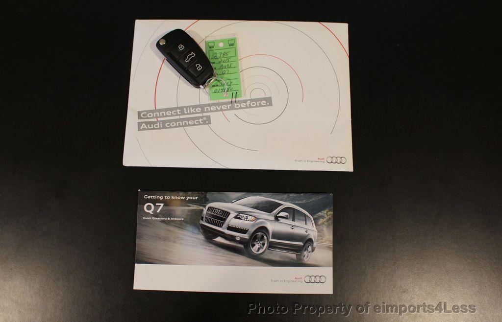 2015 Audi Q7 CERTIFIED Audi Q7 3.0T Quattro Premium Plus AWD 7-PASSENGER - 18257409 - 44
